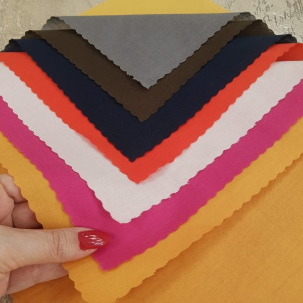 Color Analysis Drapes *Costumized*